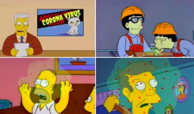 コロナ ウイルス 予言